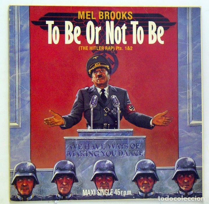 VARIOS - 'TO BE OR NOT TO BE' (LP VINILO) - PEDIDO MÍNIMO 8€ (Música - Discos de Vinilo - Maxi Singles - Bandas Sonoras y Actores)