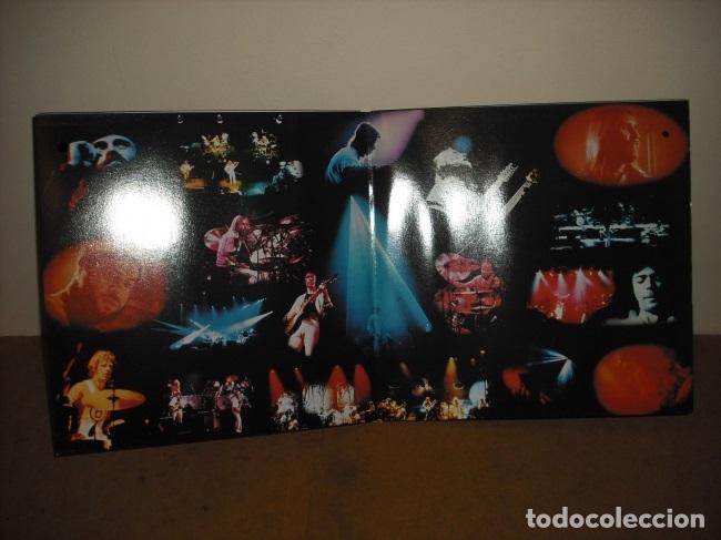 Discos de vinilo: GENESIS / seconds out 1977 !! DOBLE LP !! COMPLETA 1ª EDIC. ORIG USA + ENCARTES !! TODO IMPECABLE - Foto 6 - 79962443