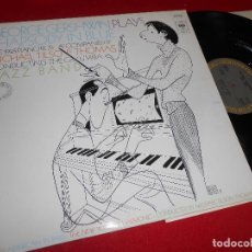 Discos de vinilo: GEORGE GERSHWIN RAHPSODY IN BLUE JAZZ BAND LP 1976 CBS GATEFOLD EDICION ALEMANIA GERMANY. Lote 79964577