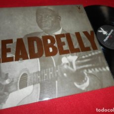 Discos de vinilo: LEADBELLY LP 1975 PLAYBOY EDICION ESPAÑOLA SPAIN. Lote 79967553