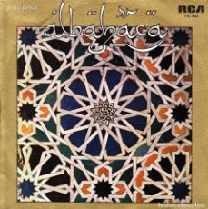 Discos de vinilo: ALBAHACA - PASA LA VIDA + RESIGNACION SINGLE PROMO 1983 . Lote 79994585