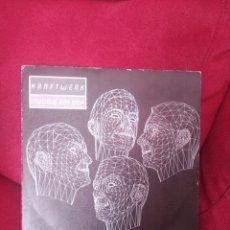 Discos de vinilo: KRAFTWERK MUSIQUE NON STOP. Lote 79999450
