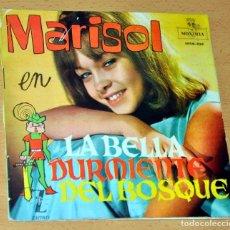 Discos de vinilo: MARISOL - VINILO 7'' - LA BELLA DURMIENTE - ZAFIRO 1962. Lote 80012629