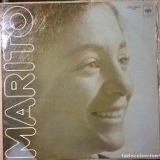 Discos de vinilo: MARITO-MARITO, CBS-S 65911. Lote 80026133