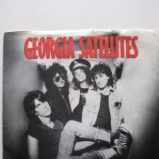 Discos de vinilo: GEORGIA SATELLITES: KEEP YOUR HANDS TO YOURSELF // AC/DC, ROLLING STONES, AEROSMITH, MOTLEY CRUE.... Lote 80035753