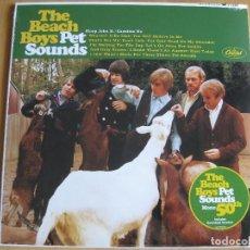 Discos de vinilo: THE BEACH BOYS: PET SOUNDS - EDICIÓN 50 ANIVERSARIO. Lote 204331171