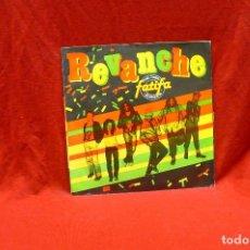 Discos de vinilo: REVANCHE - FATIFA, DUB VERSION FATIFA, I-SCREAM MUSIC ?– 4942 ,NETHERLANDS DEL 1984.. Lote 80057845