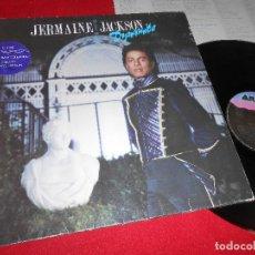 Discos de vinilo: JERMAINE JACKSON DYANMITE LP 1984 ARISTA EDICION ESPAÑOLA SPAIN MICHAEL JACKSON. Lote 80092577