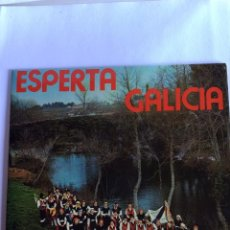 Discos de vinilo: ESPERTA GALICIA - FROITO NOVO-MELIDE. Lote 80093397