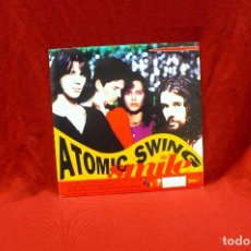 Discos de vinilo: ATOMIC SWING ?– SMILE, LOOKING FOR TOMORROW,SONET T10445 SWEDEN 1993. . Lote 98356695