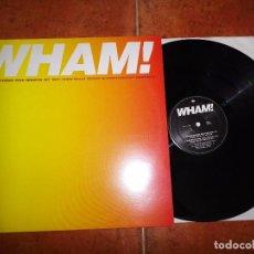 Discos de vinilo: WHAM EVERYTHING SHE WANTS MAXI SINGLE VINILO 1997 PROMO UK REMIXES GEORGE MICHAEL 4 TEMAS. Lote 80142613