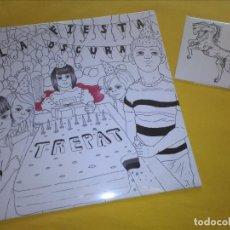 Discos de vinilo: TREPAT FIESTA OSCURA + CABALLO LP+EP. Lote 80142725
