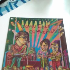 Discos de vinilo: JOHN CALE LP VELVET UNDERGROUND..... Lote 80143373
