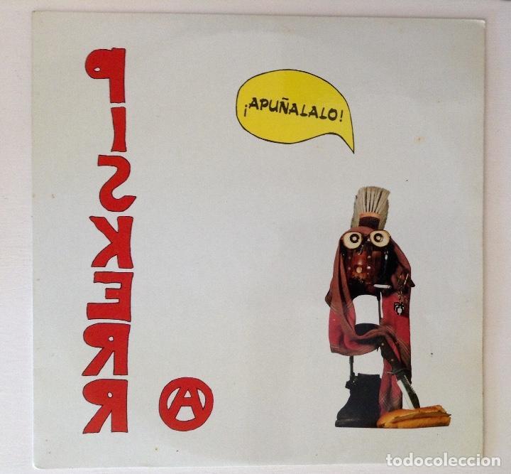 PISKERRA APUÑALALO LP VINILO PUNK (Música - Discos - LP Vinilo - Punk - Hard Core)
