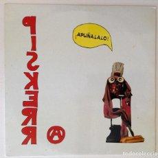 Vinyl records - Piskerra Apuñalalo LP vinilo punk - 80151429