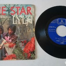 Discos de vinilo: LONE STAR: LYLA / NO, NOT MY BABY (EMI ODEON 1970). Lote 80162621