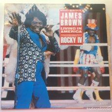 Discos de vinilo: MAXI-SINGLE JAMES BROWN. Lote 80201634