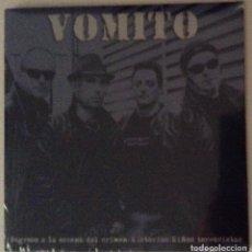 Discos de vinilo: VOMITO PUNK ROCK RADIKAL VASCO REGRESO A LA ESCENA DEL CRIMEN. Lote 80203609