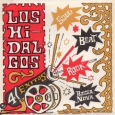 Discos de vinilo: HIDALGOS, EP, ALLEGRO + 3, AÑO 1969. Lote 80203617