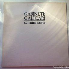 Discos de vinilo: DISCO VINILO GABINETE CALIGARI. Lote 80208775