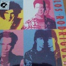 Discos de vinilo: LOS RODRIGUEZ SIN DOCUMENTOS LP CON CD 180 GRAMOS ¡¡PRECINTADO¡¡. Lote 127973940