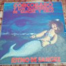 Discos de vinilo: CORCOBADO Y LOS CHATARREROS DE SANGRE Y CIELO - RITMO DE SANGRE . LP. Lote 164378858