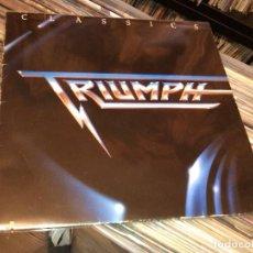 Discos de vinilo: TRIUMPH – CLASSICS - LP 1989 GERMANY. Lote 80266769