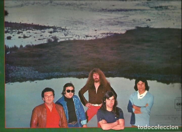 Discos de vinilo: LP MEDINA AZAHARA : LA ESQUINA DEL VIENTO - Foto 2 - 80279029