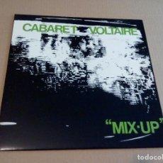 Discos de vinilo: CABARET VOLTAIRE - MIX-UP (LP REEDICIÓN, QUIAG-9172) NUEVO. Lote 219847195