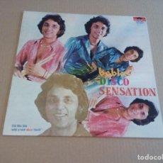 Discos de vinilo: BABLA - BABLA'S DISCO SENSATION, OLD FILM HITS WITH A NEW DISCO TOUCH (LP REEDICIÓN) NUEVO. Lote 98607626