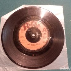 Discos de vinilo: THE JAM - PRECIOUS + TOWN CALLED MALICS - POLYDOR 1982 - SINGLE VINILO SIN LA CARÁTULA. Lote 80290933
