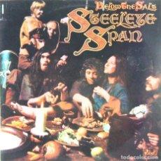 Discos de vinilo: STEELEYE SPAN - BELOW THE SALT (LP, VINILO, CHRYSALIS 1982). Lote 80297465