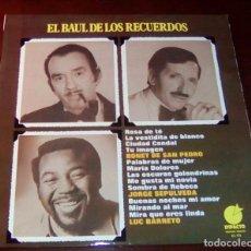Discos de vinilo: EL BAUL DE LOS RECUERDOS - LP - 1974 - COMO NUEVO. Lote 80302073