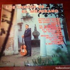 Discos de vinilo: LOS TANGOS DEL MEJORANO - LP - 1977 - COMO NUEVO. Lote 80306257