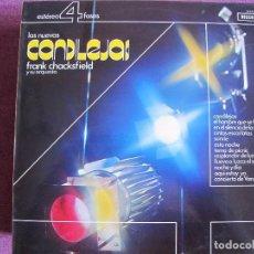 Discos de vinilo: LP - FRANK CHACKSFIELD Y SU ORQUESTA - LAS NUEVAS CANDILEJAS (SPAIN, DECCA RECORDS 1973). Lote 80384853