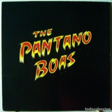 Discos de vinilo: THE PANTANO BOAS.MOTORBEAST....MINI LP...EX +. Lote 80397401
