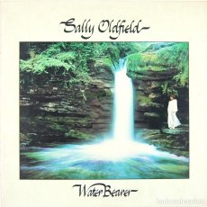 Discos de vinilo: SALLY OLDFIELD - WATER BEARER (LP, VINILO, BRONZE 1979). Lote 80410349