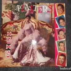 Discos de vinilo: GIGI Y LOS PLATTERS -GIGI -HELPLESS-ONE IN A MILLION - SOMEONE TO WATCH OVER ME- 1959 ED MERCURY ESP. Lote 80424317