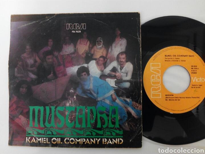 Kamel Oil Company Band 1977 Mustapha/ Petróleo en bruto, usado segunda mano
