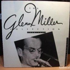 Discos de vinilo: GLENN MILLER THE GLENN MILLER COLLECTION LP SPAIN 1990 PDELUXE. Lote 80472397