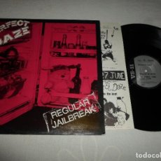 Discos de vinilo: PERFECT DAZE - REGULAR JAILBREAK. Lote 80477001