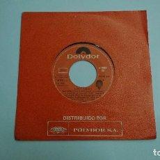 Discos de vinilo: JAMES BROWN.LET THE FUNK FLOW.PART 1 Y PART 2.SINGLE.ESPAÑA 1980.POLYDOR.. Lote 80495837