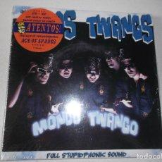Discos de vinilo: LOS TWANGS - MONDO TWANGO- BRIGITTE-LOVE,LOVE,LOVE,-MONEY-ACE OF SPADES- CONTIENE CD PRECINTADO. Lote 80502221
