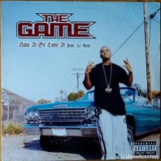 Discos de vinilo: THE GAME : HATE IT OR LOVE IT [EEC 2005]. Lote 80512933