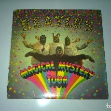 Discos de vinilo: THE BEATLES.MAGICAL MYSTERY TOUR.EP.MADE IN GT.BRITAIN.. Lote 80518185