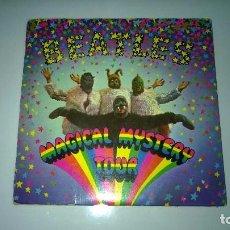 Discos de vinilo: THE BEATLES.MAGICAL MYSTERY TOUR.EP.EDICIÓN FRANCESA.ODEON.. Lote 80519885