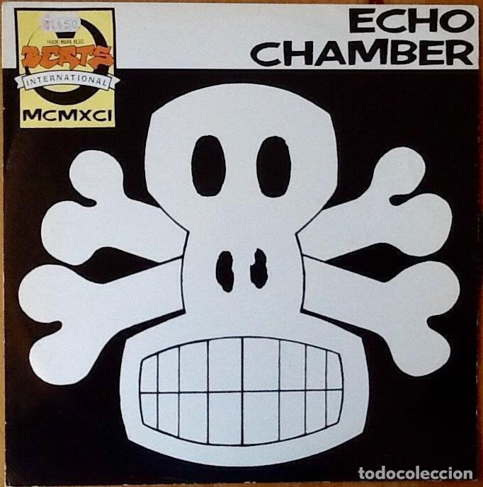 BEATS INTERNATIONAL : ECHO CHAMBER [UK 1991] 12' (Música - Discos de Vinilo - Maxi Singles - Electrónica, Avantgarde y Experimental)