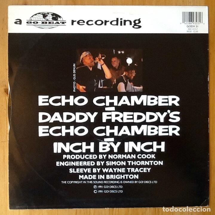 Discos de vinilo: BEATS INTERNATIONAL : ECHO CHAMBER [UK 1991] 12 - Foto 2 - 80524217