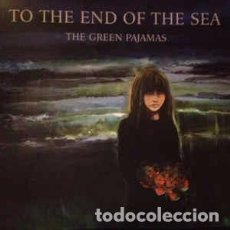 Discos de vinilo: THE GREEN PAJAMAS - TO THE END OF THE SEA (SUGARBUSH, SB029 LP, ALBUM, VINILO AZUL, 2016). Lote 80529961
