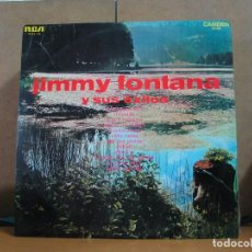 Discos de vinilo: JIMMY FONTANA - JIMMY FONTANA Y SUS EXITOS - RCA-CAMDEN CAL 110 - 1968 - MONO. Lote 80536525